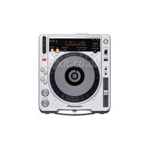 Photo of Pioneer CDJ800 MK2 MP3 CD Player Turntables and Mixing Deck