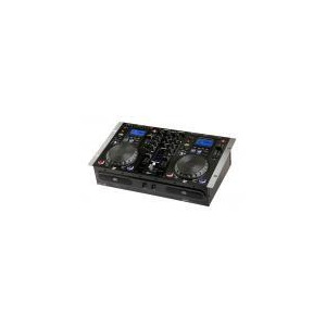 Photo of Gemini CDM3600 CD Player Mixstation Turntables and Mixing Deck