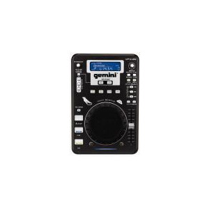 Photo of Gemini CFX20 CD Player Turntables and Mixing Deck