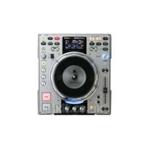 Photo of Denon DNS3500 CD MP3 Player Turntables and Mixing Deck