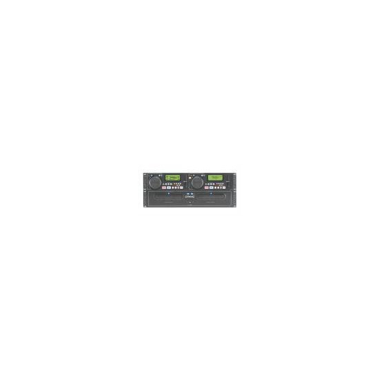 Citronic MPCD-2 Dual MP3/CD Player