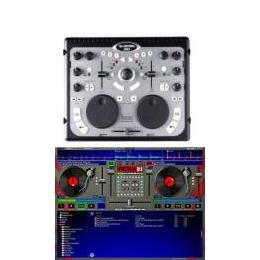 Hercules DJ Control MP3 USB Mixer MP3 Controller Reviews
