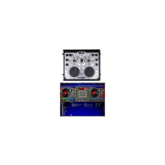 Hercules DJ Control MP3 USB Mixer MP3 Controller