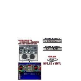Hercules DJ Controller MP3 USB Mixer Mk2 PC Edition Reviews