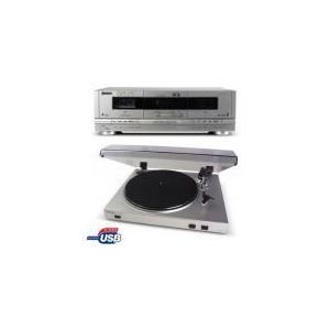 Photo of Ion ITT Classic & TAPE2PC USB Vinyl & Cassette Archiver Bundle Turntables and Mixing Deck
