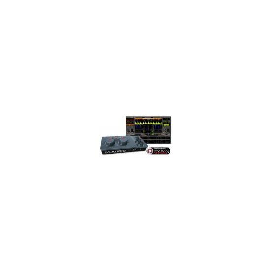 M-Audio Torq Conectiv 4 x 4 USB DJ Audio Interface with Performance Software