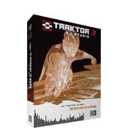 Native Instruments Traktor DJ Studio 3 Upgrade from LE Reviews