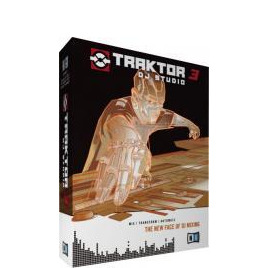 Native Instruments Traktor DJ Studio 3 Upgrade from LE Reviews