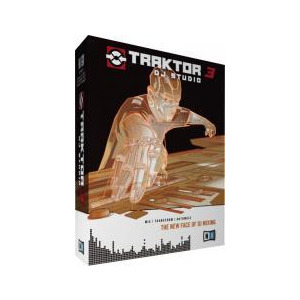 Photo of Native Instruments Traktor DJ Studio 3 Upgrade From LE Software