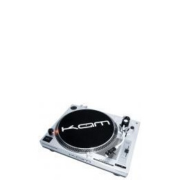 Kam DDX750 Direct Drive Turntable Reviews