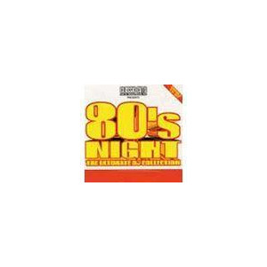 Photo of Mastermix 80's Night  CD 11 - 12 (ARTISTs O-S) CD