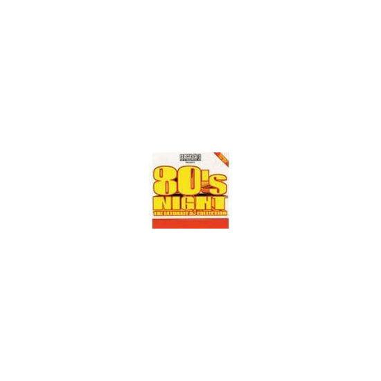 Mastermix 80's Night  CD 11 - 12 (Artists O-S)