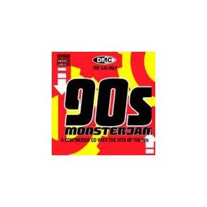 Photo of DMC 90's Monsterjam CD