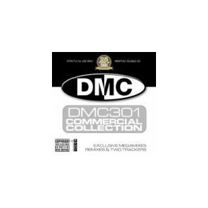 Photo of DMC Commercial Collection 301 (Double CD) CD