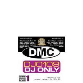 DMC DJ Only 109 (Double CD) Reviews