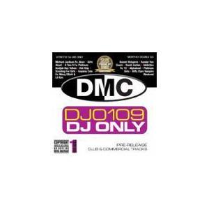 Photo of DMC DJ Only 109 (Double CD) CD