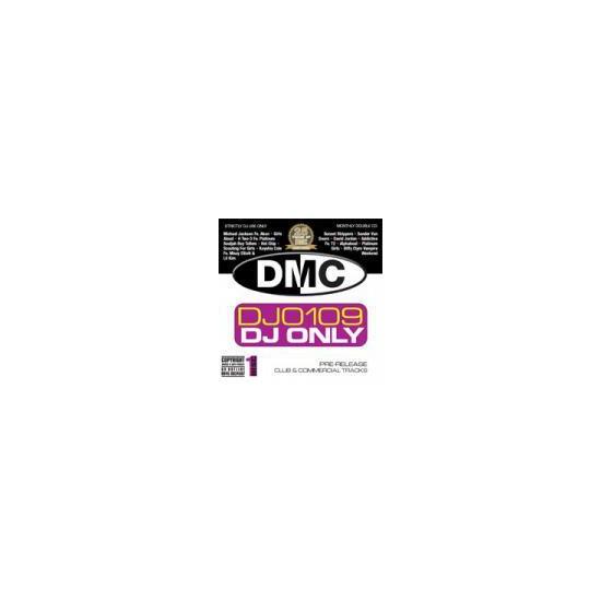 DMC DJ Only 109 (Double CD)