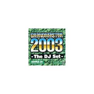 Photo of Mastermix Grandmaster 2003 (Double CD) CD