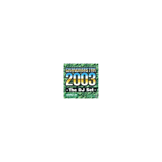 Mastermix Grandmaster 2003 (Double CD)