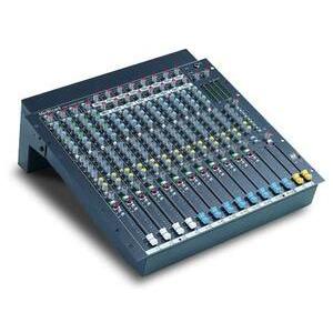 Photo of Allen & Heath WZ20S Studio Mixer Turntables and Mixing Deck