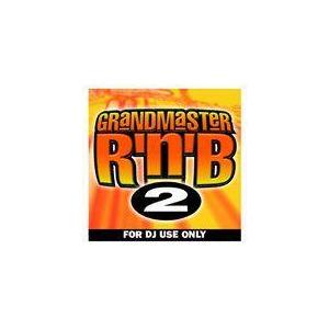 Photo of Mastermix Grandmaster R'N'B 2 CD