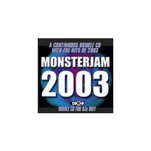 Photo of DMC Monsterjam 2003 (2CD) CD