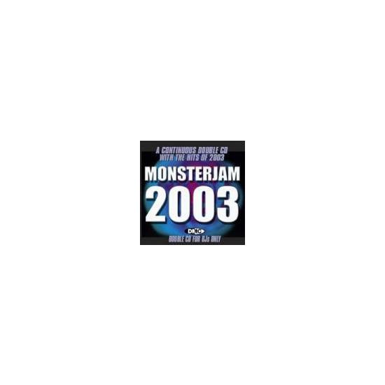 DMC Monsterjam 2003 (2CD)