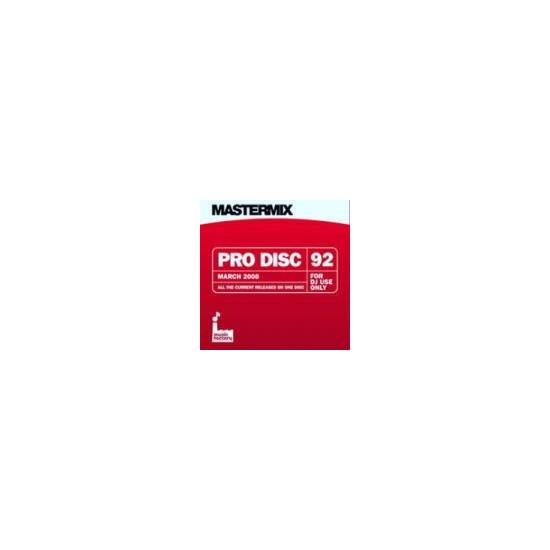 Mastermix Pro Disc 92