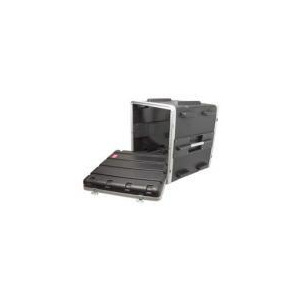 Photo of DJKITKASE 10U ABS Rack Case Musical Instrument Accessory
