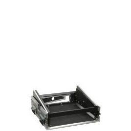 DJKITKASE 2U Slant Top Combi Flight Case (Black) Reviews