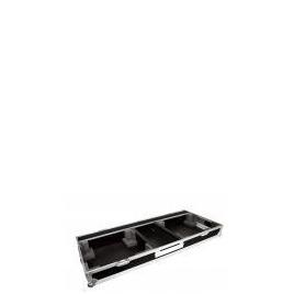 "DJKITCASE 2 x Decks & 10"" Mixer Flight Case Reviews"