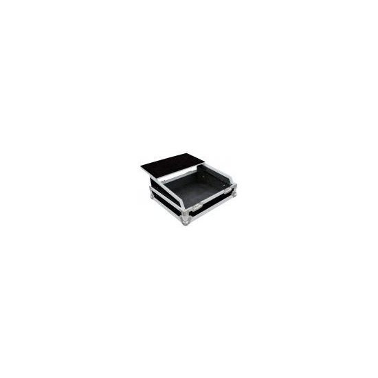 DJKITCASE CD19CE Laptop Mixer Flight Case