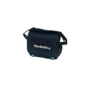 Photo of Technics Pocket Record Bag Black T018 Courier Bag