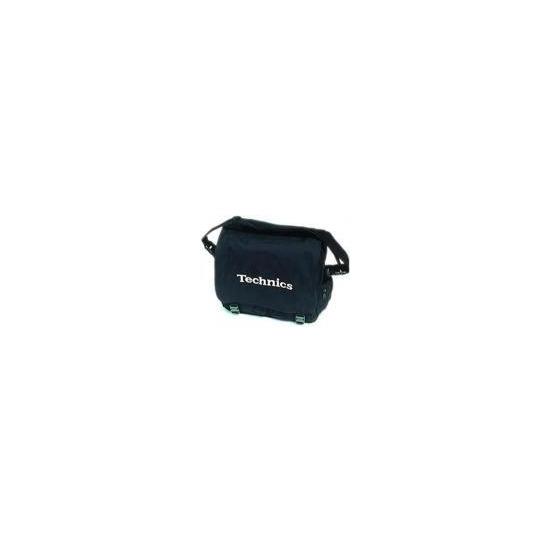 Technics Pocket Record Bag Black T018