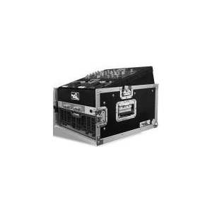 Photo of Road Ready 4U 10U Slant Top Rack Case Deluxe Audio Accessory