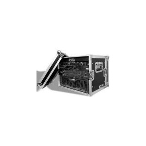 Photo of Road Ready 6U 14&Quot Depth Rack Flight Case RR6UED Camera Case
