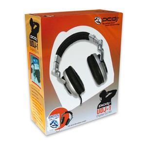 Photo of PCDJ UDJ 1 USB Headphones Headphone