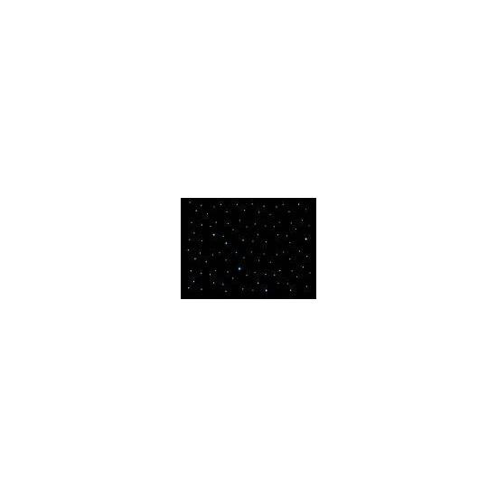 LEDJ DMX 6 x 3M Starcloth
