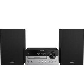 Philips TAM4205/12 Bluetooth Micro Hi-Fi System - Silver Reviews