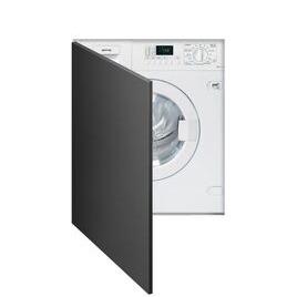 Smeg WDI147D-2 Integrated 7 kg Washer Dryer Reviews