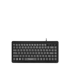 Targus Compact Wired Multimedia Keyboard Reviews
