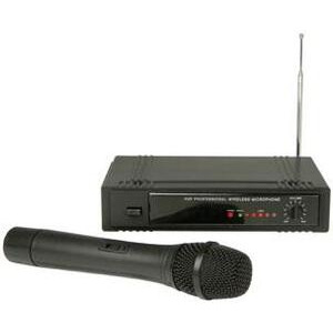 Photo of Skytec 1 Channel VHF 175.0MHZ Wireless Handheld Mic Microphone
