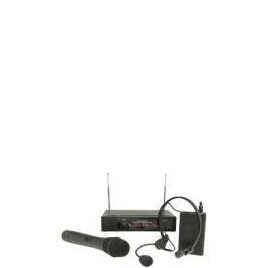 Skytec 2 Channel VHF 173.8MHz Handheld+174.6MHz Headband System Reviews