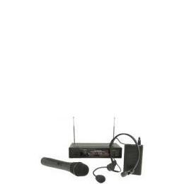 Skytec 2 Channel VHF 175.0MHz Handheld+174.2MHz Headband System Reviews