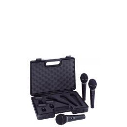 Behringer Dynamic Microphone (3 Pack) XM1800S Reviews
