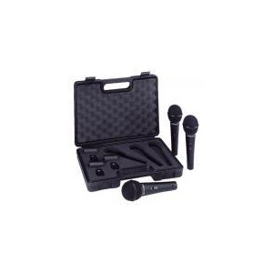Photo of Behringer Dynamic Microphone (3 Pack) XM1800S Microphone