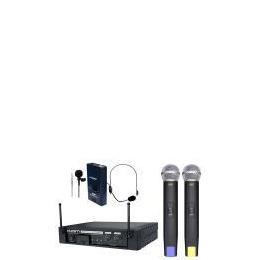 KAM KWM1940 Dual UHF Radio Mic System Reviews