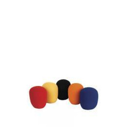 Microphone windshields - set of 5 colours Reviews