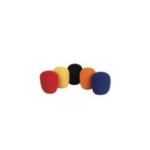 Photo of Microphone Windshields - Set Of 5 Colours Audio Accessory