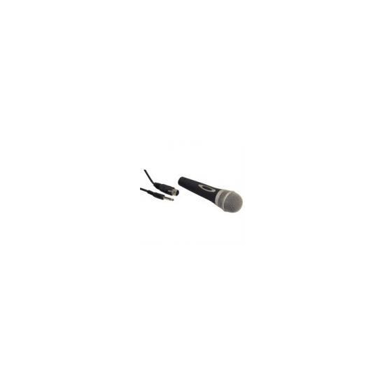 Microphone, dynamic, 600 Ohms balanced, DM330